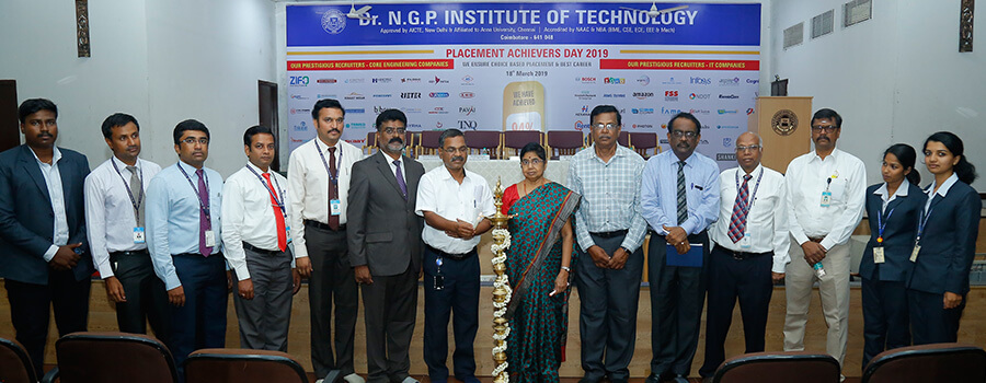 100% Placement Engineering College Coimbatore